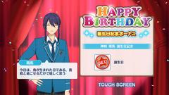 Souma Kanzaki Birthday