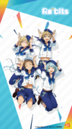 Ra*bits Panel Rally Background