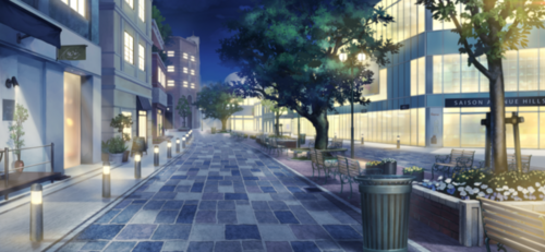Saison Avenue (Night - Bright) Full