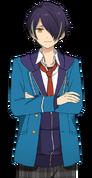 Shinobu Sengoku School Dialogue Render