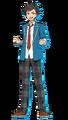 Tetora Nagumo Anime Profile