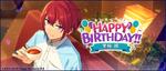 Tsukasa Suou Birthday 2019 Twitter Banner