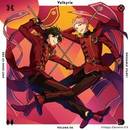 Valkyrie Unit Song CD 2