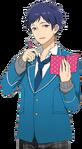 (Artistic Heart) Yuzuru Fushimi Full Render Bloomed