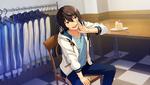 (Watchful Gentleness) Ritsu Sakuma CG