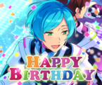 Kanata Shinkai Birthday Course
