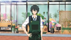 Mika Kagehira Apron (Flower Shop) Unavailable Outfit
