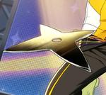 Shinobu's Rubber Shuriken
