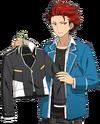 (Costume Artisan) Kuro Kiryu Full Render