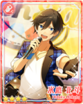 (Dependable Class President) Hokuto Hidaka Bloomed