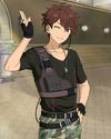 (Hot-Blooded Survivor) Chiaki Morisawa Frameless