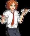 (Kitchen Leader) Hinata Aoi Full Render Bloomed