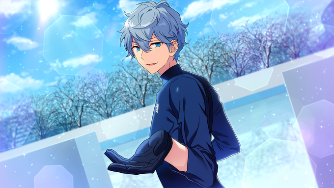 (Magnificent Skater) Izumi Sena CG