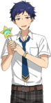 (Joyful Reception) Yuzuru Fushimi Full Render Bloomed