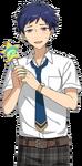 (Joyful Reception) Yuzuru Fushimi Full Render Bloomed