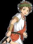 (Achilles) Mitsuru Tenma Full Render