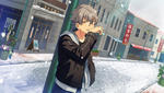 (Winter's Passion) Koga Oogami CG