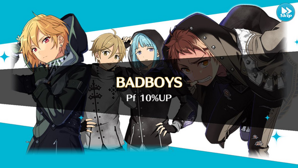 BADBOYS Pf 10% Up