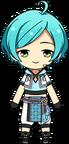 Kanata Shinkai Tanabata Outfit chibi