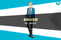 Arashi Narukami Birthday Vocal 10% Up
