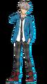 Koga Oogami Anime Profile