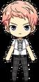 Shu Itsuki Summer Uniform chibi