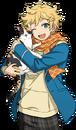 (Cat's Feelings) Sora Harukawa Full Render Bloomed