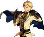(Heading Towards Elegance) Arashi Narukami Full Render Bloomed