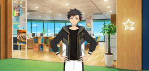 Tetora Nagumo ES RYUSEITAI Practice Outfit