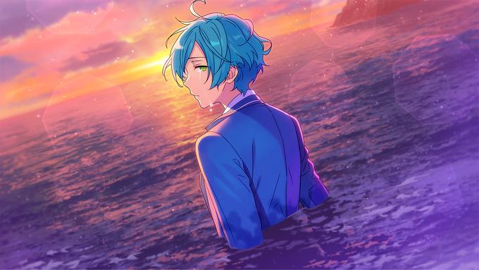 (Silent Wisteria) Kanata Shinkai CG