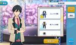 Hokuto Hidaka Sakura Fes Uniform Outfit