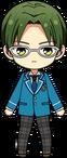 Keito Hasumi 2nd Year Appearance chibi