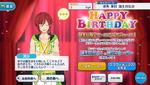 Natsume Sakasaki Birthday 2019 Campaign
