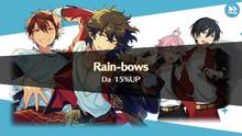 Rain bows Dance 15% Up