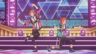 あんさんぶるスターズ!! Music ゲームサイズMV「歓迎☆トゥ・ウィンク雑技団」