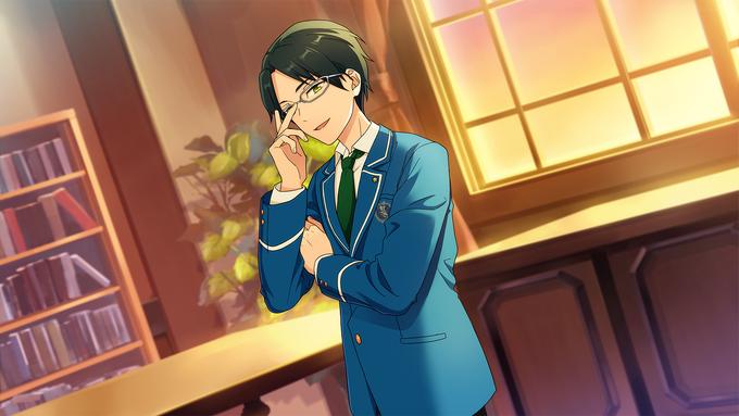 (Commander's Handling) Keito Hasumi CG
