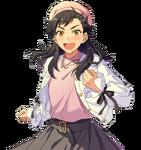 (Precocious Look) Tetora Nagumo Full Render