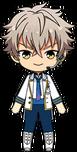 Koga Oogami ES Idol Uniform chibi