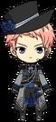 Shu Itsuki Compensation Fes Outfit chibi