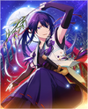 (Master Swordsman's Dance) Souma Kanzaki Frameless Bloomed