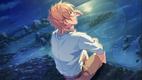 (Wave-Riding Surfer) Kaoru Hakaze CG