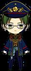 Keito Hasumi Camellia Train Live chibi