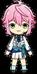 Tori Himemiya Tanabata chibi
