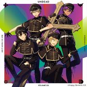UNDEAD Unit Song CD 3