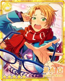(Challenging Trickstar) Makoto Yuuki