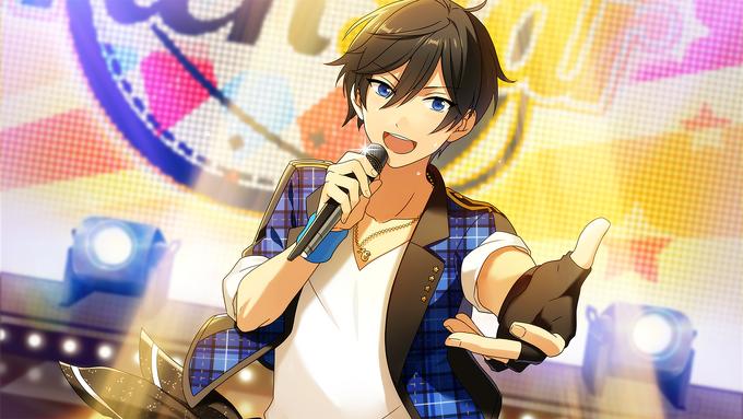 (Dependable Class President) Hokuto Hidaka CG2