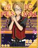 (Happy Tambourine) Makoto Yuuki