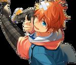 (Shooting Star Smile) Subaru Akehoshi Full Render