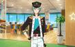 Tatsumi Kazehaya ALKALOID Uniform Outfit