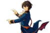 (Canary's True Thoughts) Ritsu Sakuma Full Render Bloomed
